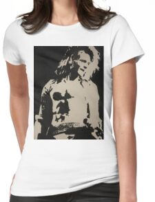 David Lee Roth (Van Halen) Womens Fitted T-Shirt