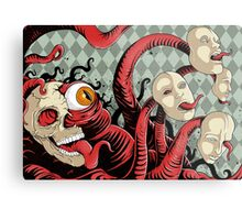 IT wore many masks... Metal Print