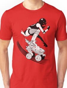 Skates of Wrath Unisex T-Shirt