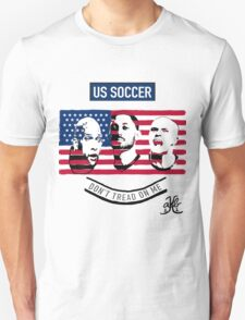 Stars of USA for World Cup 2014 T-Shirt