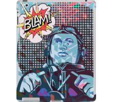 Blam! Speed, Pop Art Style iPad Case/Skin