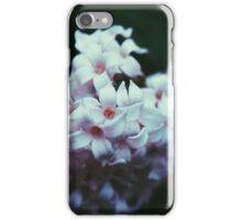 Pale Flowers iPhone Case/Skin