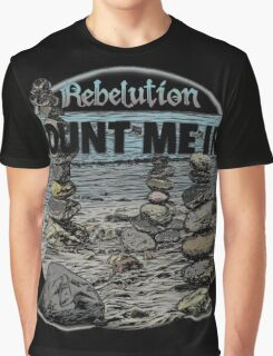 Rebelution Count Me In Graphic T-Shirt