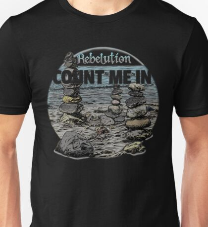 Rebelution Count Me In Unisex T-Shirt