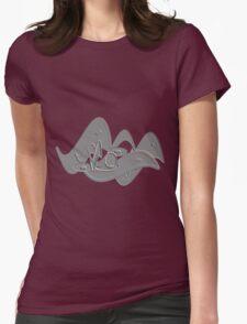 Cool Grey Fish Fun  T-Shirt