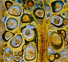 Golden Tree by Jacqueline Eden