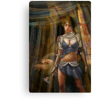 Jael: Weapon of Convenience Canvas Print