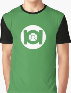 Green TIE Graphic T-Shirt