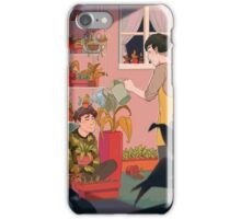 Phan - Florist AU iPhone Case/Skin