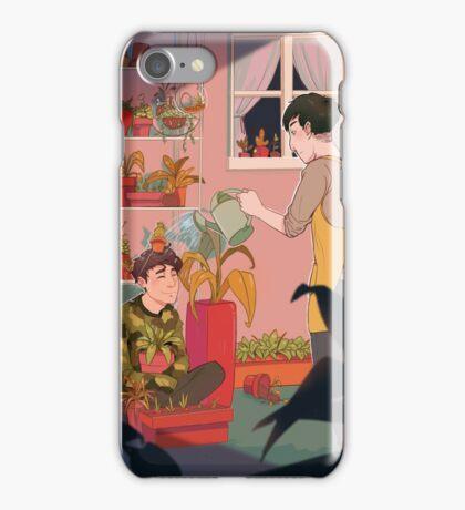 Phan - Florist AU iPhone Case/Skin