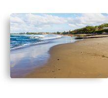 Maroochydore Beach Canvas Print