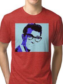 buddy holly Tri-blend T-Shirt