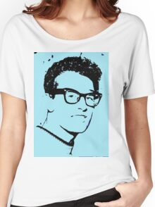 buddy holly Women's Relaxed Fit T-Shirt