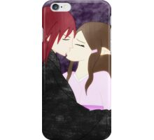 Passionate Kiss iPhone Case/Skin