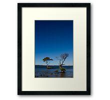 Island Dreaming Framed Print