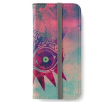 Watercolored Majora iPhone Wallet/Case/Skin