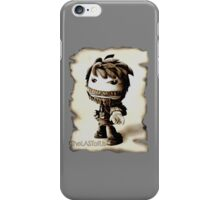 Joel Sackboy iPhone Case/Skin
