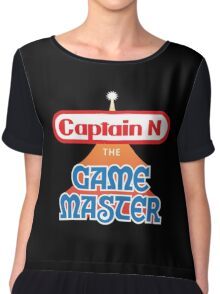 Captain N : The Game Master Chiffon Top