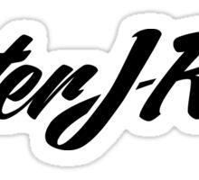 Peter J Rees Logo Sticker
