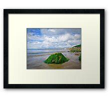 Lyme Regis Summer Seascape - Impressions Framed Print