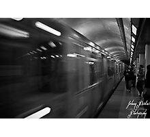 CTA Photographic Print