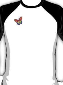Mali's Psychedelic Butterfly T-Shirt