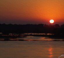 Urunga Sunrise 1 by John Catsoulis