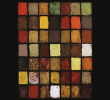 Palette of Spices Unisex T-Shirt