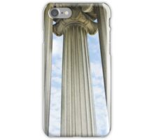 Pillars of Society iPhone Case/Skin