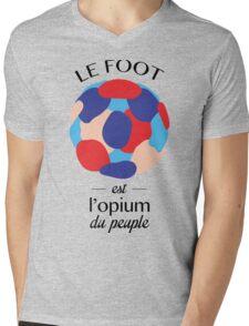 Marx & foot Mens V-Neck T-Shirt