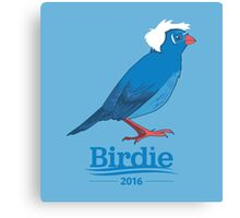Birdie Sanders - bernie sanders Canvas Print