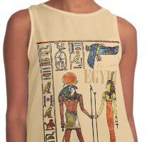 Ancient Egypt   Antiguo Egipto Contrast Tank