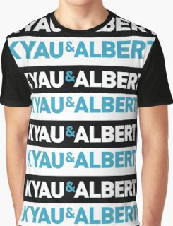 Kyau & Albert double Graphic T-Shirt