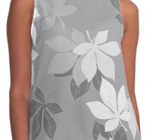 Background of chestnut leaves Contrast Tank