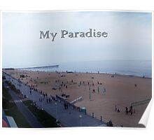 Beach Paradise Poster
