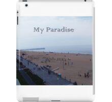 Beach Paradise iPad Case/Skin