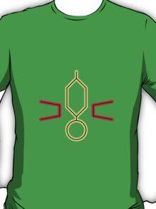 Pokemon Delta Emerald - Rayquaza T-Shirt