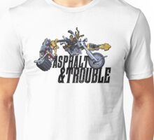 Asphalt & Trouble - Light Unisex T-Shirt
