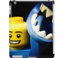 The guy in the Shark Suit! iPad Case/Skin