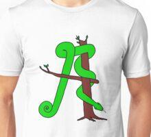 Alphabet of Desire: A (color) Unisex T-Shirt