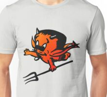 Cartoon Devil Unisex T-Shirt