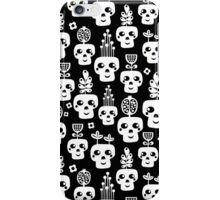 Funny bones iPhone Case/Skin