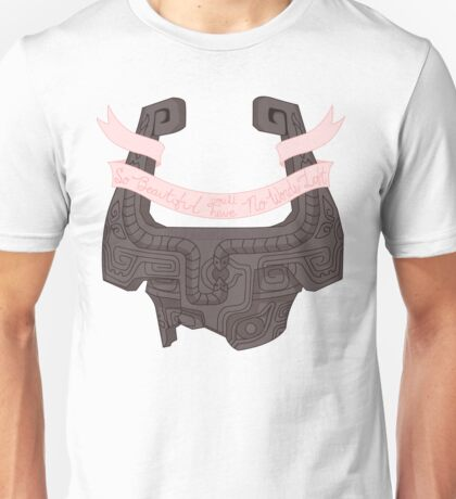 Twilight Princess- Midna Helmet Unisex T-Shirt