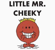 Mr Cheeky One Piece - Short Sleeve