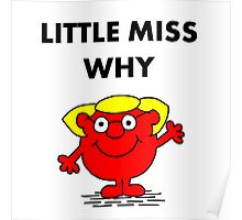 Miss Why Poster