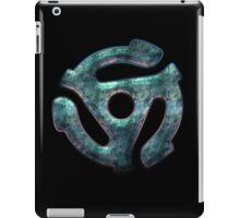 45 RECORD ADAPTER - moonlight shimmer iPad Case/Skin