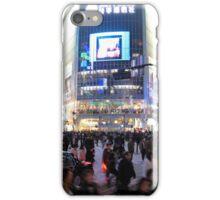 Shibuya Crossing iPhone Case/Skin