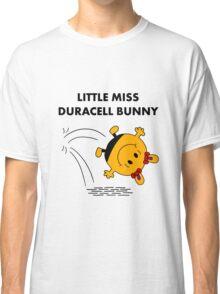 Miss Duracell Bunny Classic T-Shirt