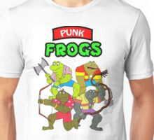 The punk frogs Unisex T-Shirt