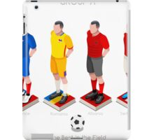 EURO 2016 Championship GROUP A iPad Case/Skin